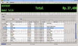 list antrian software bengkel bandung