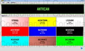 panel antrian bengkel software bandung