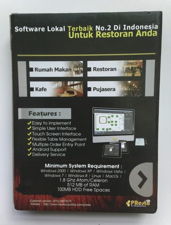 software restoran bandung beeaccounting